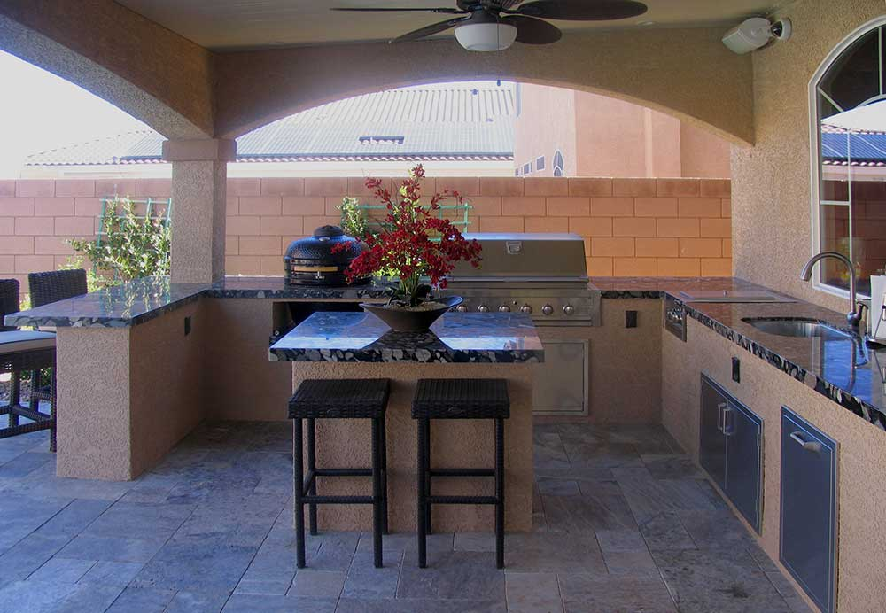 green-o-aces-outdoor-kitchen-grill-las-vegas | Green O\' Aces ...