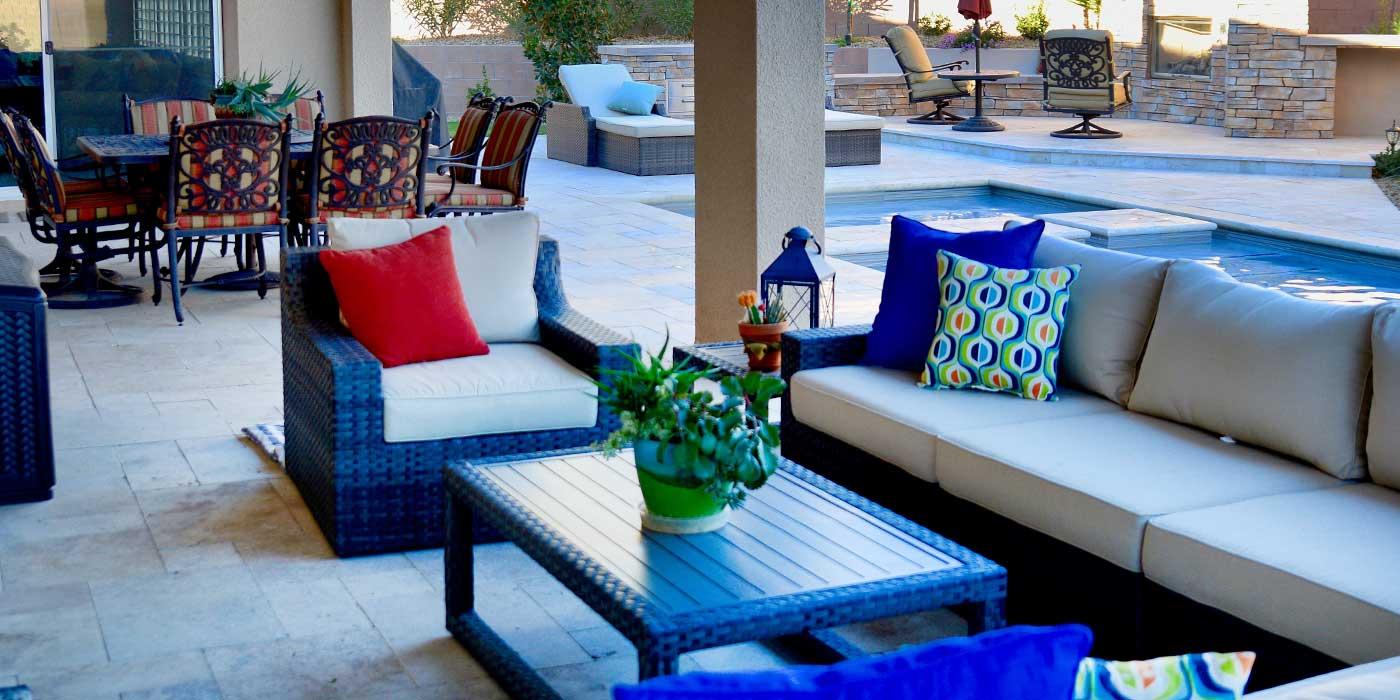 Outdoor Living Design | Green O\' Aces Pools & Landscape