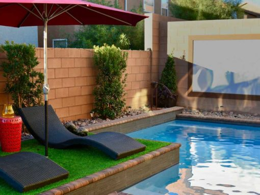 Geometric Pool Contractor Las Vegas