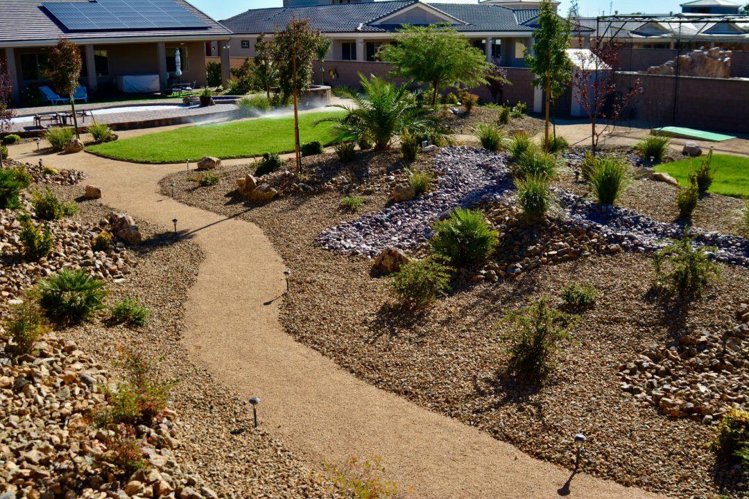 Landscape Design Architect Las Vegas