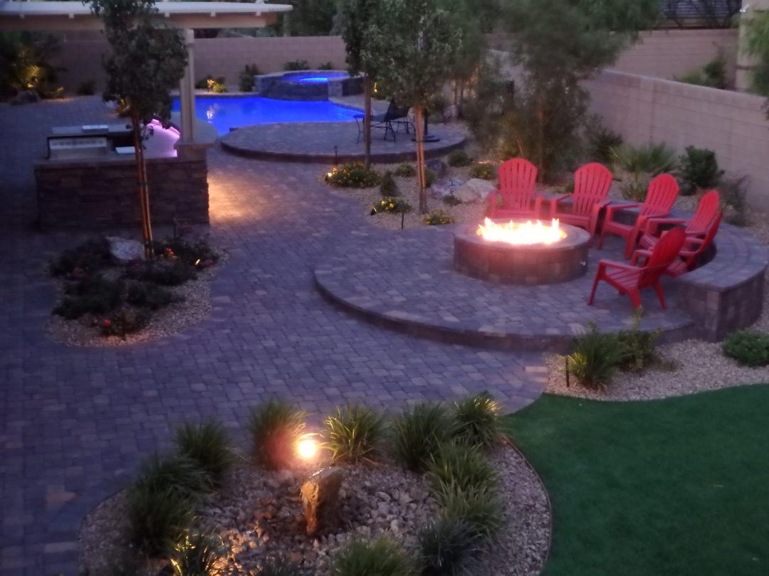 Fire & Water Feature Designer Las Vegas