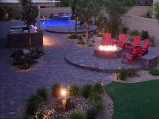 Fire & Water Feature Designer Las Vegas
